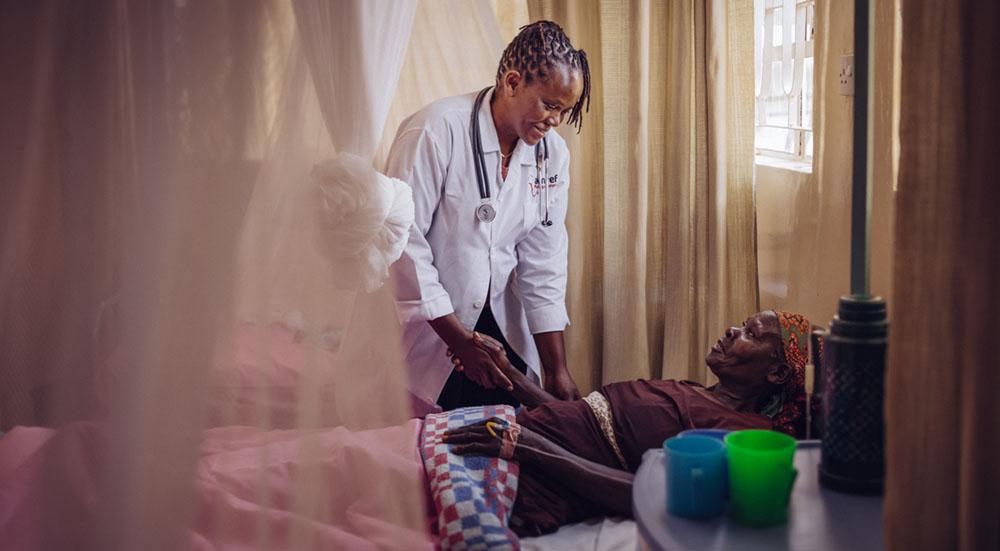 Amref Flying Doctors - helsehjelp til alle
